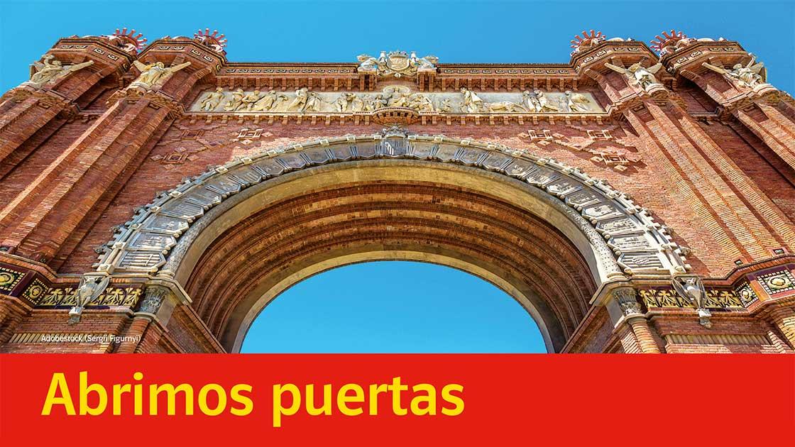 Abrimos puertas — Nachwuchswettbewerb Spanisch