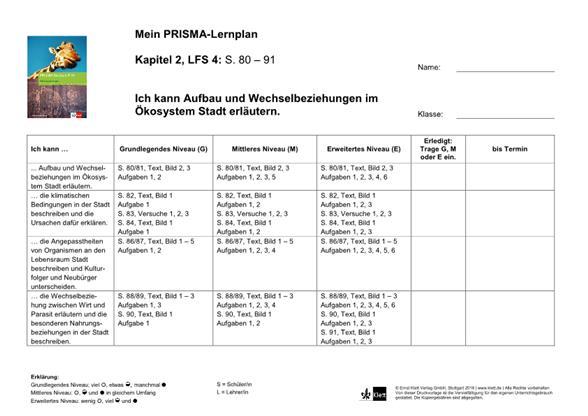 Ernst Klett Verlag Lehrwerk Online
