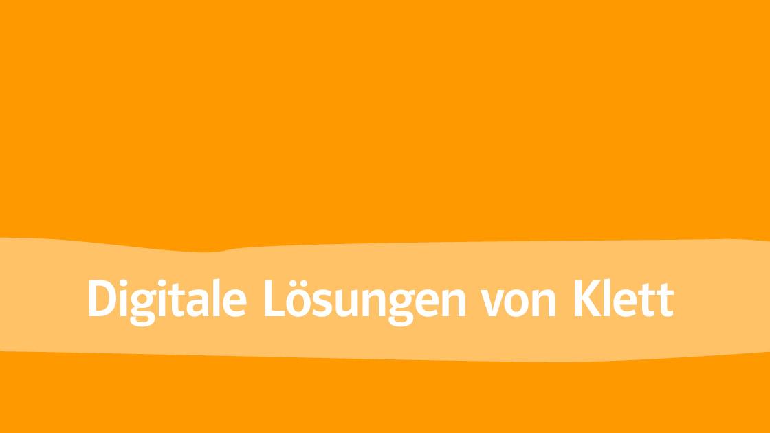Ernst Klett Verlag Digitale Losungen