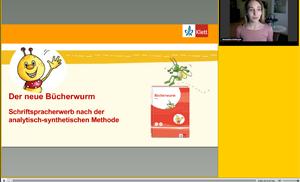 Bücherwurm Webinar