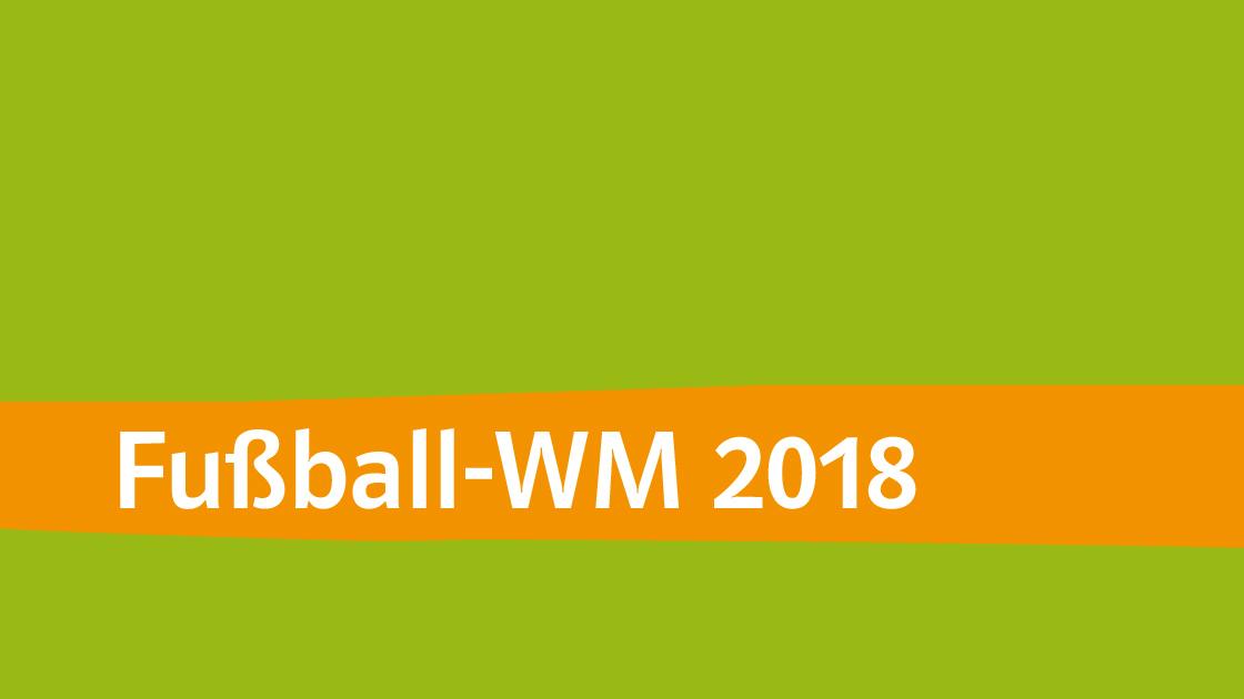 Ernst Klett Verlag – Fußball-WM 2018 – Arbeitsblätter