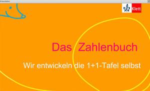 Zahlenbuch Webinar Einspluseins-Tafel
