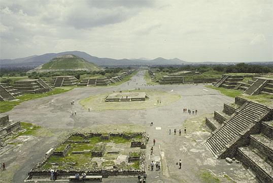 Das Aztekenreich