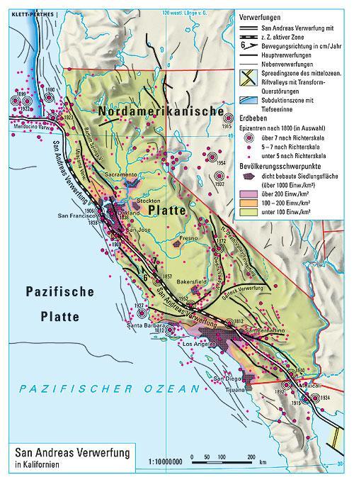 Kalifornien Karte Pdf.Ernst Klett Verlag Terrasse Schulbücher Lehrmaterialien Und