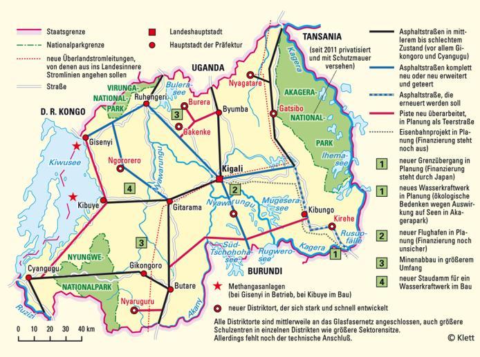 Ruanda neue perspektiven eines entwicklungslandes t 2012